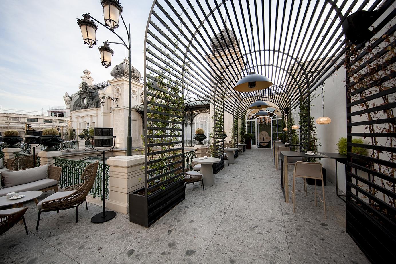 Inalco en Terraza del Casino de Madrid